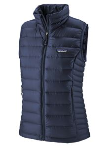 Patagonia - Padded vest in blue