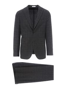 Boglioli - Glen two-piece suit in grey