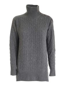 POLO Ralph Lauren - Knitted turtleneck in grey