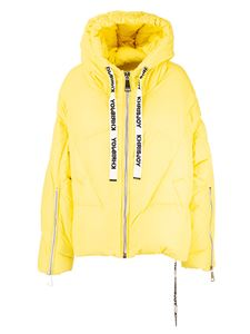 Khrisjoy - Khris Iconic down jacket in yellow