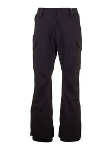 Moncler Grenoble - Ski pants in black