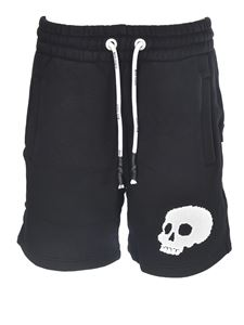 Palm Angels - Bermuda Skull nero