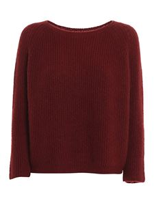 Max Mara Weekend - Volto jumper in red