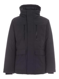 Save the duck - Smegy green parka with hood