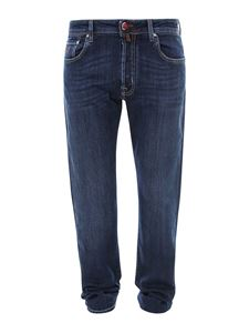 Jacob Cohën - Jeans Style 688 in cotone blu