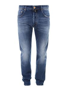 Jacob Cohën - Style 688 faded jeans in blue