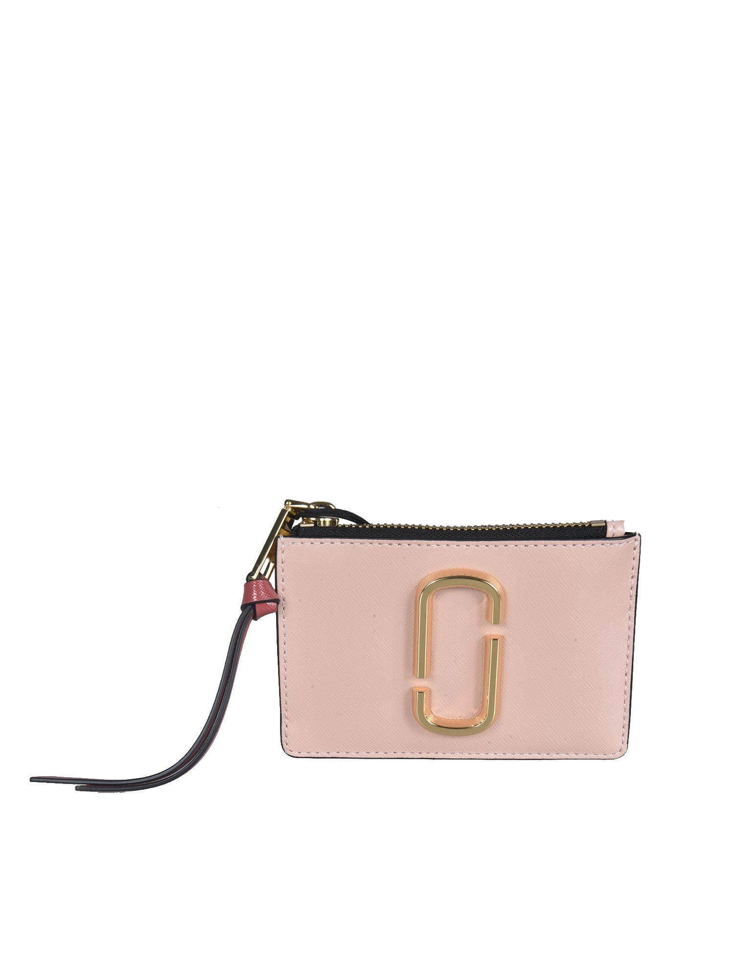 Marc Jacobs THE SNAPSHOT CARD HOLDER IN PINK