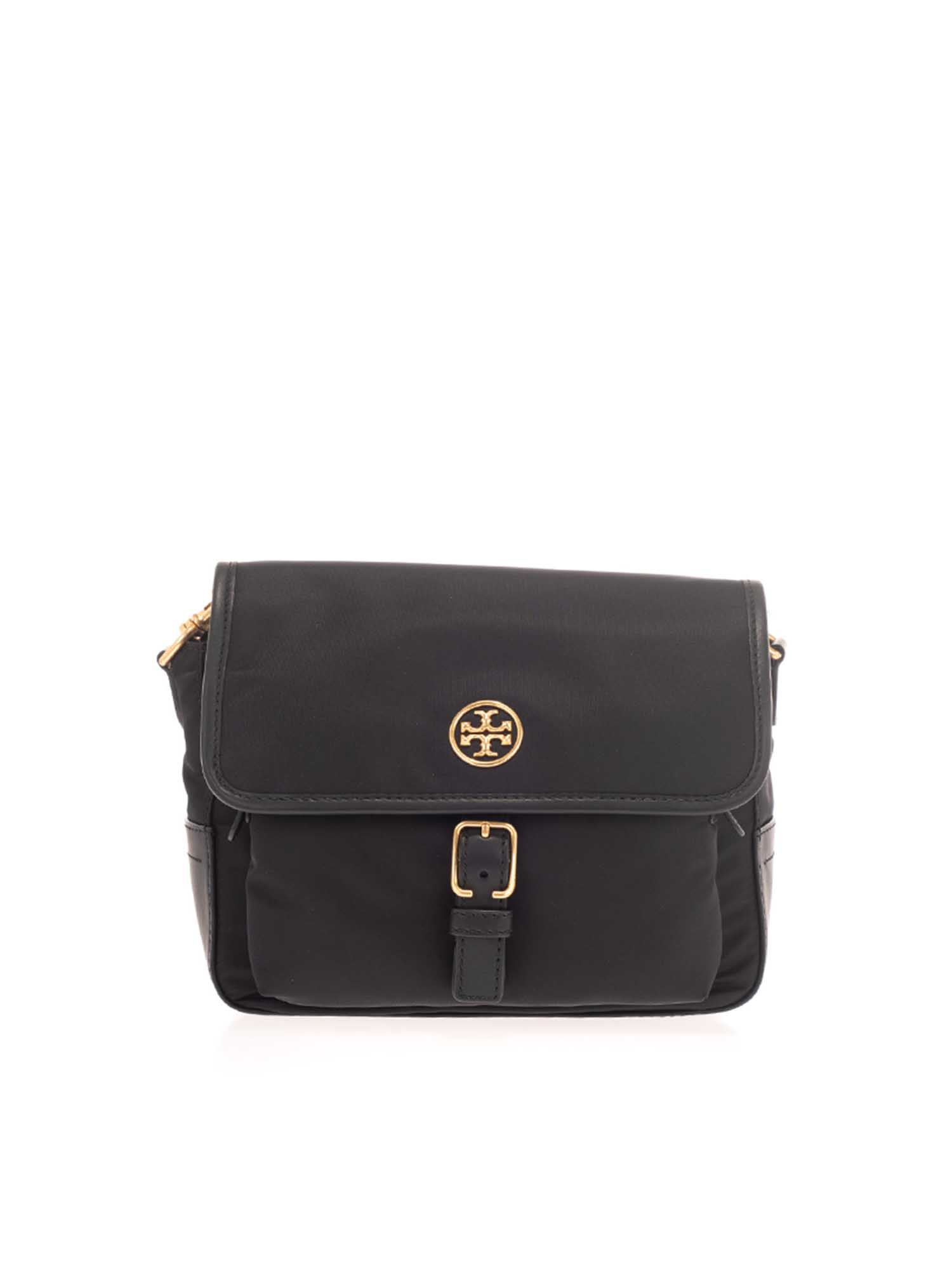 Tory Burch PIPER SHOULDER BAG IN BLACK