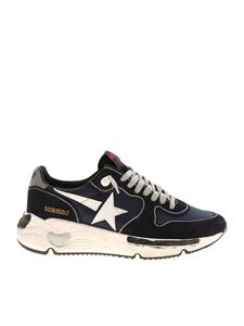 Golden Goose - Running Sole sneakers in shades of blue