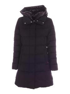 Woolrich - Parka Luxe Puffy nero