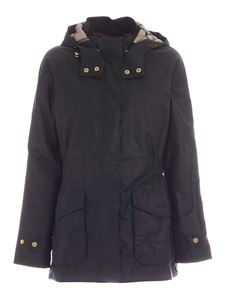 Barbour - Aberdeen Wax jacket in dark green
