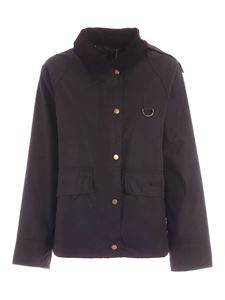 Barbour - Avon Wax jacket in dark green