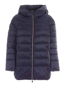 Save the duck - Irisy puffer jacket in blue