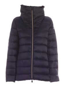 Save the duck - Quilted puffer jacket in black