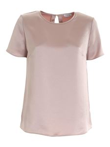 Parosh - Privat blouse in powder pinik color
