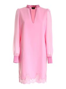 Ermanno by Ermanno Scervino - Lace dress in pink