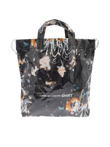 Comme Des Garçons Shirt  - Shopper bag in black
