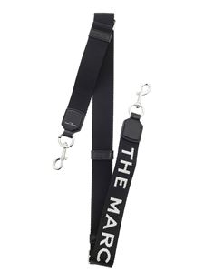 Marc Jacobs  - Tracolla Webbing Marc Jacobs nera