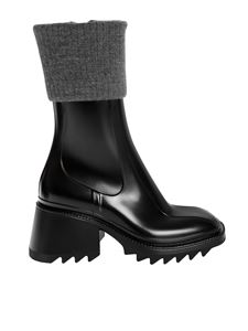 Chloé - Betty ankle boots in black