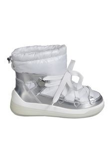 Moncler - Insolux ankle boots in white