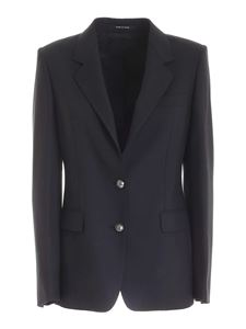 Tagliatore - Single-breasted jacket in black