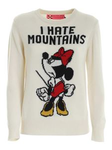 MC2 Saint Barth - Angry Minnie embroidery pullover