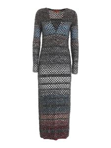 Missoni - Knitted multicolor dress