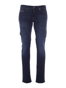 7 For All Mankind - Jeans Special Edition Ronnie blu