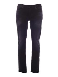 7 For All Mankind - Jeans Special Edition Ronnie nero