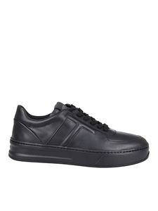 Tod's - Calfskin sneakers in black