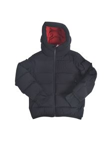 Moncler Jr - Lagorai down jacket in black