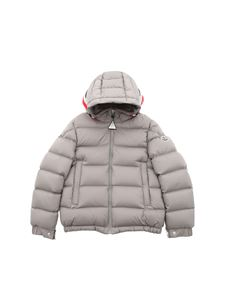 Moncler Jr - Sorue down jacket in grey