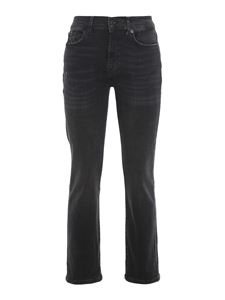 7 For All Mankind - Jeans The Relaxed Skinny nero