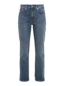 7 For All Mankind - Jeans The Relaxed Skinny blu