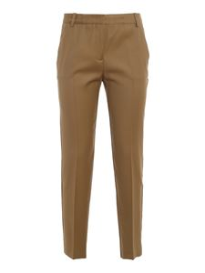 Pinko - Bello 98 pants in camel color