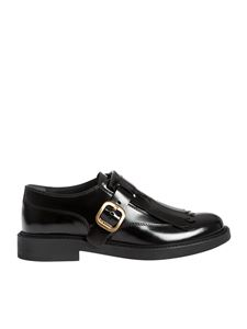 Tod's - Monk Strap loafers in black