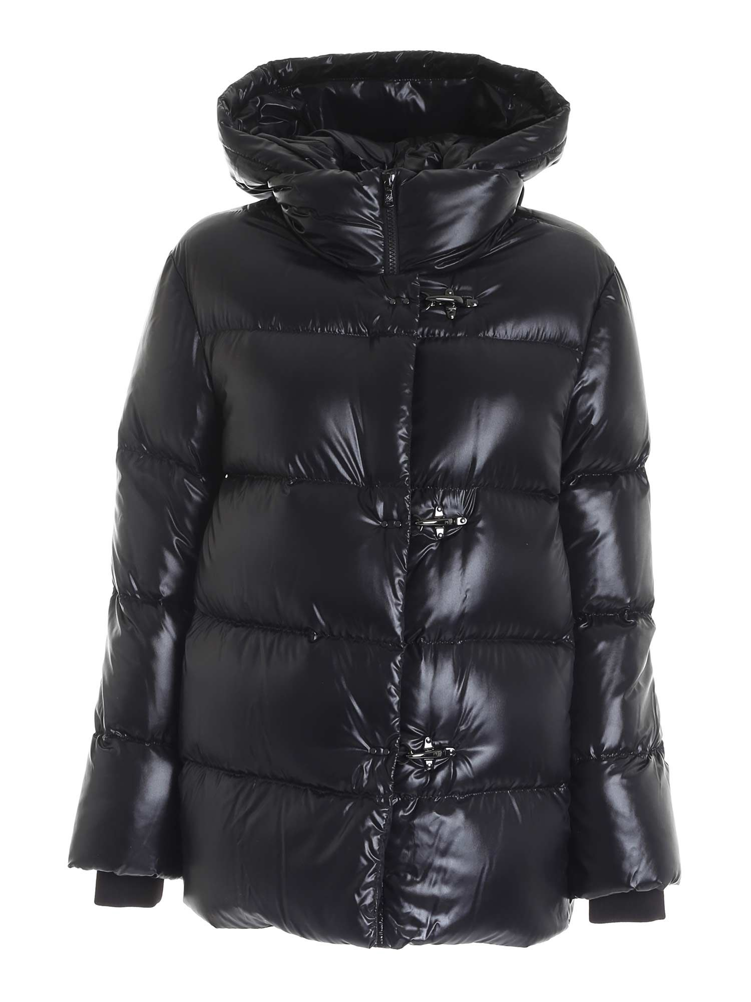 Fay DOWN JACKET IN BLACK