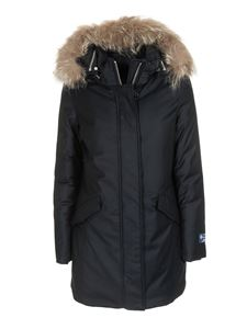 Woolrich - Luxe Arctic Parka in blue