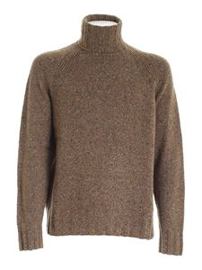 PS by Paul Smith - Dolcevita speckle marrone