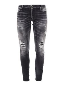 Dsquared2 - Jennifer jeans in black