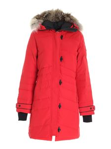 Canada Goose - Lorette parka in red
