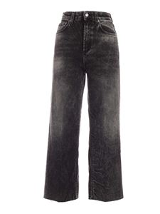 Department 5 - Spear faded jeans in black