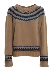 Max Mara Weekend - Ravello sweater in camel color