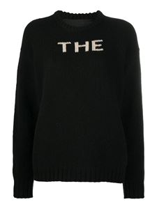 Marc Jacobs  - The inlay Pullover in black