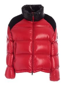 Moncler - Chouelle down jacket in red