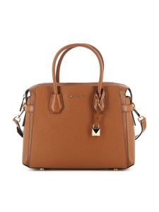 Michael Kors - Borsa Mercer media color cammello