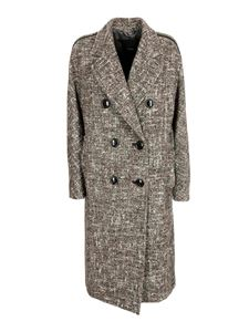Max Mara ATELIER - Teatino coat in Cuoio color