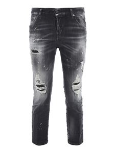 Dsquared2 - Cool Girl jeans in black
