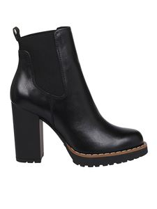 Hogan - H542 Chelsea boots in black