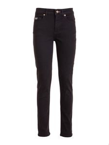 Versace Jeans Couture - Jeans skinny nero